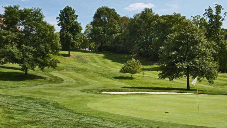 Bartlett country club cover picture