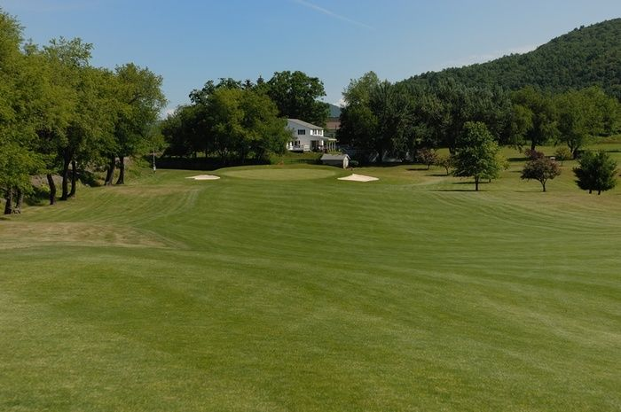 Bath country club cover picture