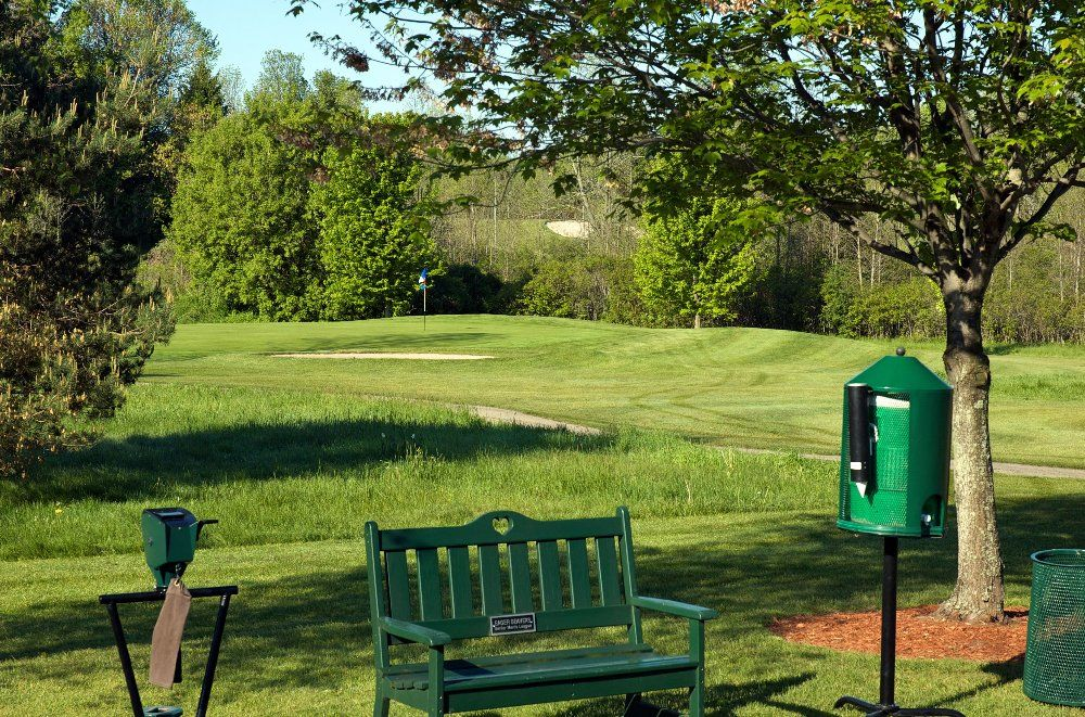 Beaver meadows golf club cover picture