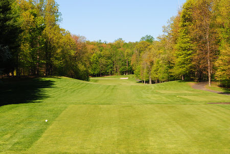 Overview of golf course named Blue Hill Golf Course