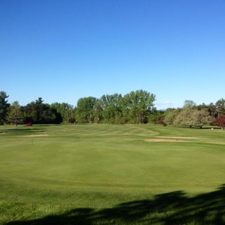 Bluff point golf resort cover picture