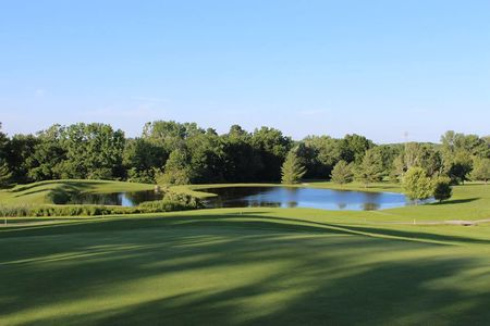 Briar creek golf course cover picture