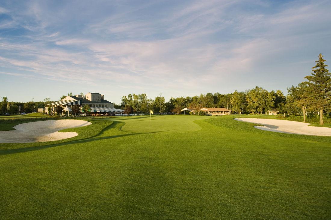 Glen oak golf course cover picture
