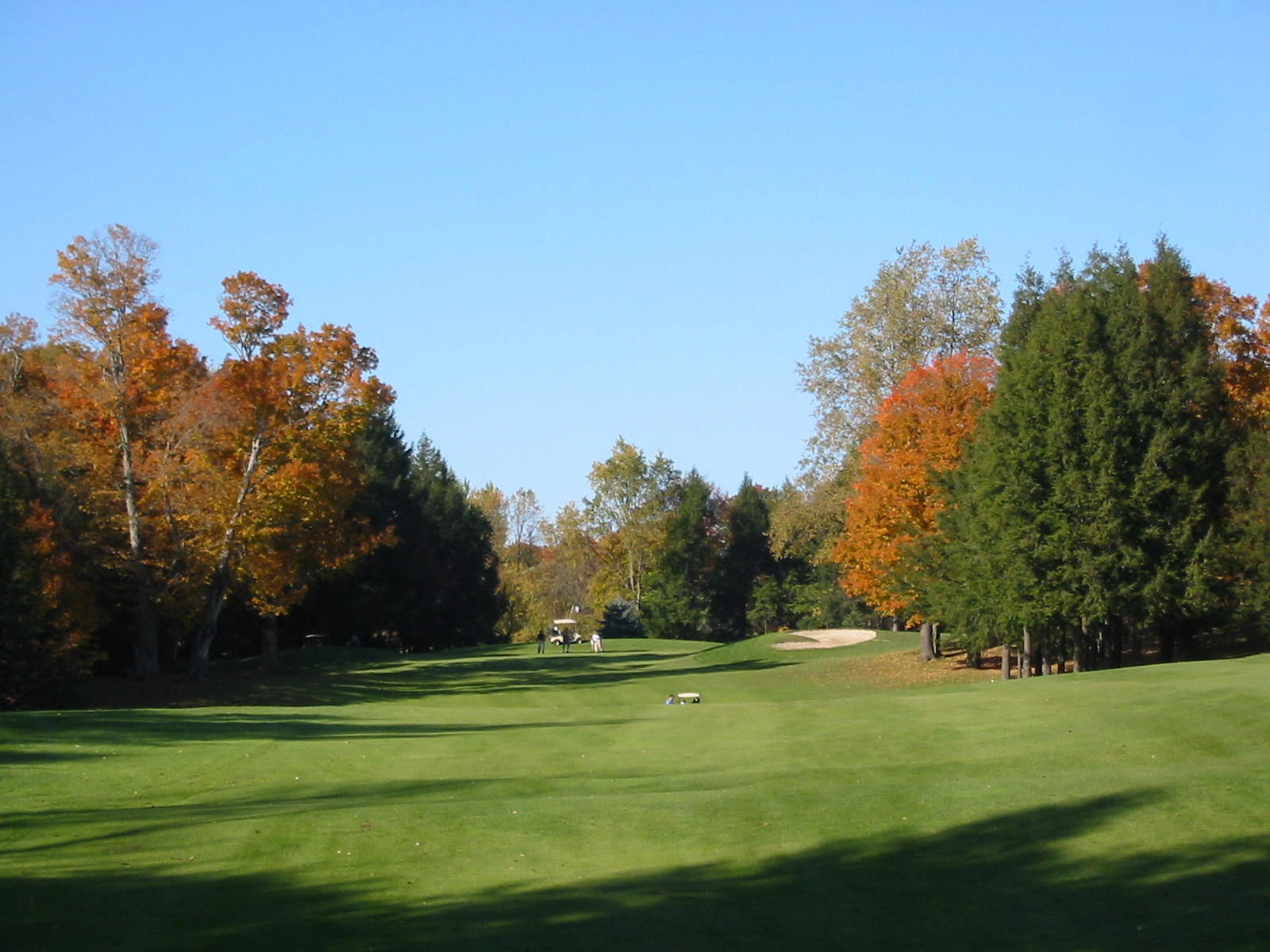 Overview of golf course named The Golf Club of Newport