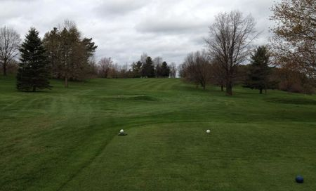 Overview of golf course named Hickory Ridge Golf Course