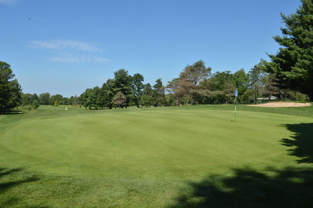 Highland Park Golf Club Cover Picture