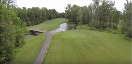 Overview of golf course named Millstone Golf Course