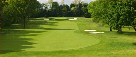 Overview of golf course named Nassau Country Club