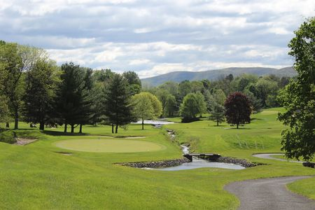 Overview of golf course named The Powelton Club of Newburgh