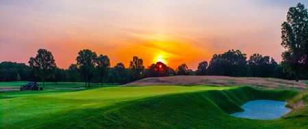 Sands Point Golf Club Cover Picture