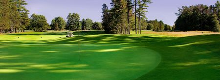 Saratoga spa state park golf course cover picture