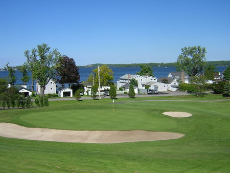 Overview of golf course named Sodus Bay Heights Golf Club
