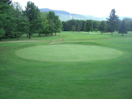 Stamford Golf Club Cover Picture