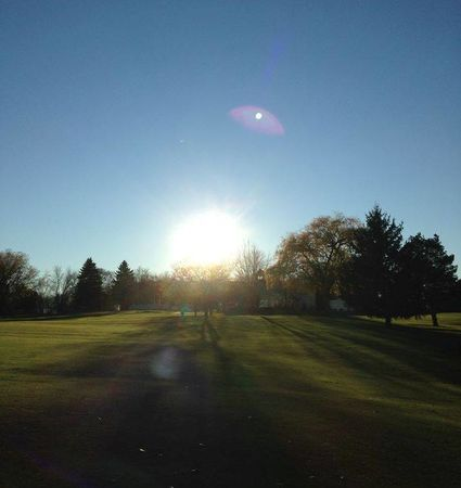 Terry hills golf course cover picture