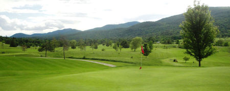 Overview of golf course named Ticonderoga Country Club