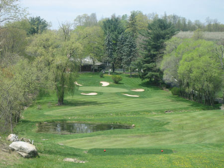 Turtle creek golf course at garden cathay cover picture