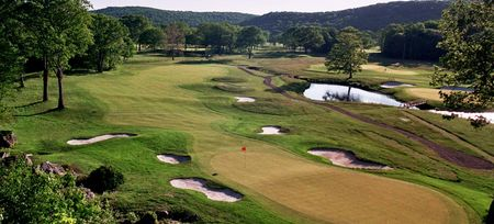 Overview of golf course named The Tuxedo Club
