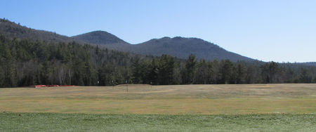 Saranac lake golf club cover picture
