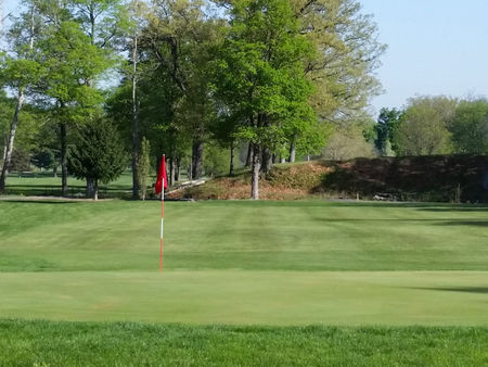 Storm King Golf Club Cover Picture