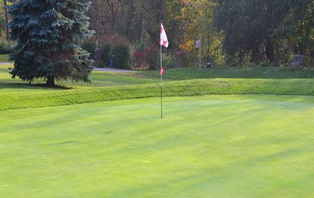 Overview of golf course named Cazenovia Golf Club
