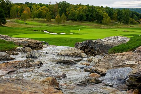 Overview of golf course named Silo Ridge Country Club