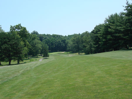 Overview of golf course named Executive at Rockland Lake Golf Course
