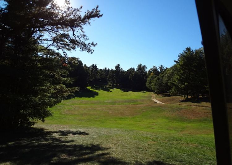 Ausable valley golf course cover picture