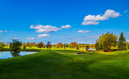 Eden Valley Golf Course Cover