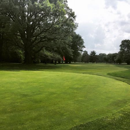 Genesee Valley Golf Course Cover