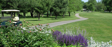 New paltz golf course cover picture