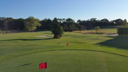 Sandy pond golf course cover picture
