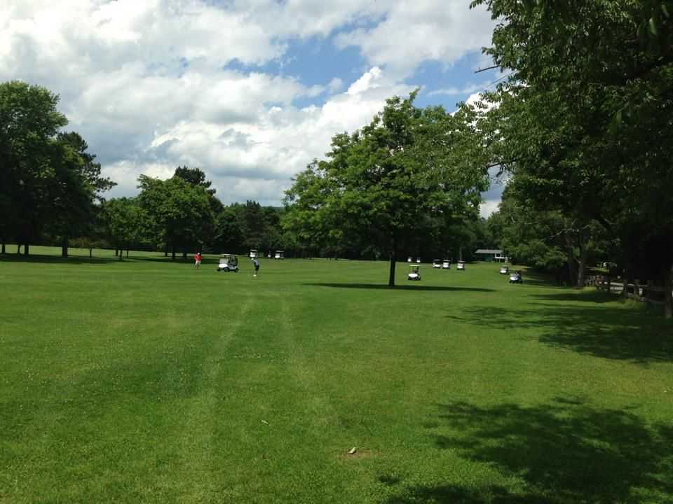 Adirondack golf and country club cover picture