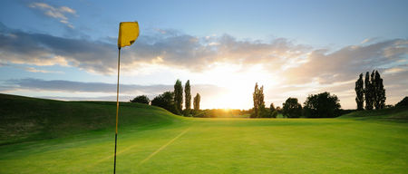 Holland meadows golf course cover picture