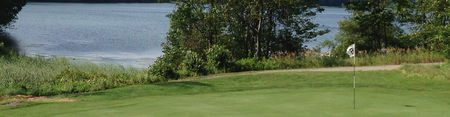 Thousand islands country club old course cover picture