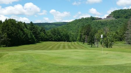 Hancock Golf Course Cover Picture