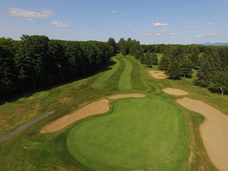 Saranac Inn Golf and Country Club Cover