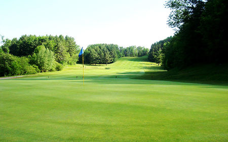 Barker brook golf club cover picture