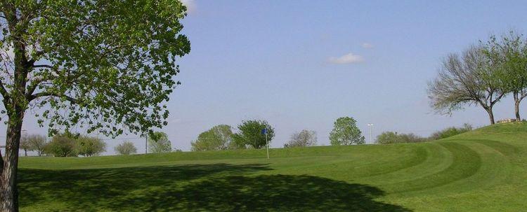 Alamo golf club cover picture