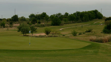 Bluebonnet Hill Golf Club and Range Cover Picture