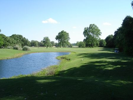 Brenham country club cover picture