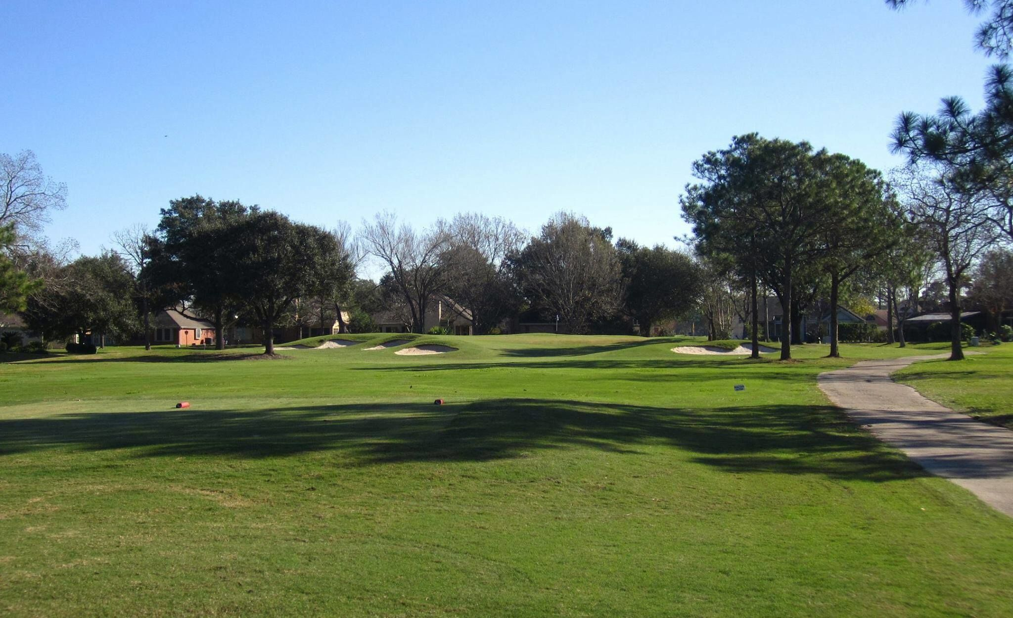 Country place golf club cover picture