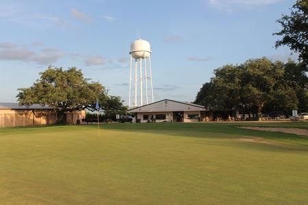 Devine golf course cover picture