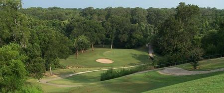 Pine forest golf club cover picture