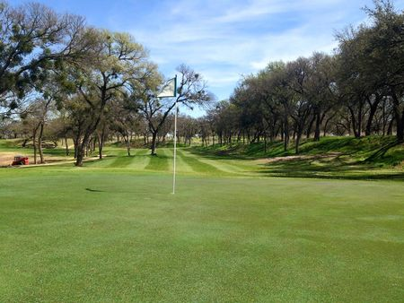 Overview of golf course named Sugartree Golf Club