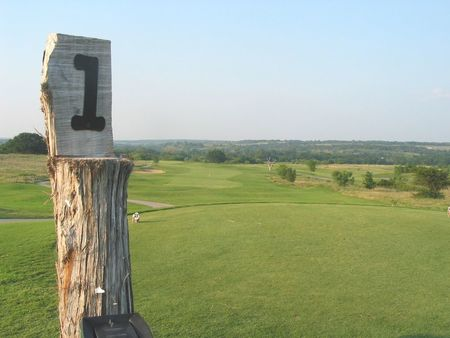 Overview of golf course named Canyon West Golf and Sports Club