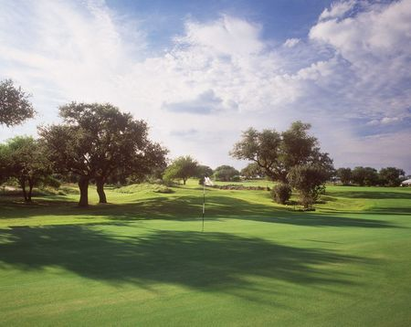 Canyon Springs Golf Club Cover Picture