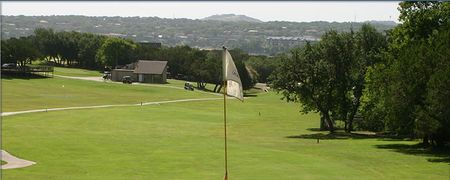 Overview of golf course named Point Venture Country Club