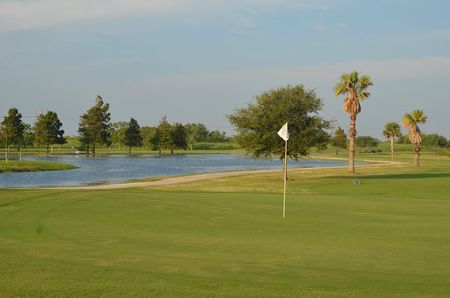 Overview of golf course named Bayou Golf Club