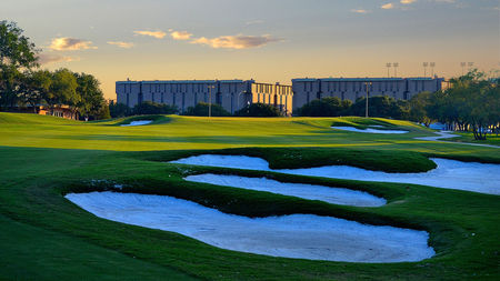 Texas a m golf course cover picture