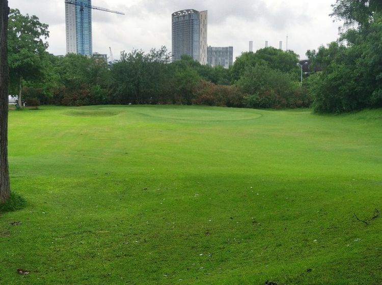 Butler park pitch and putt golf course cover picture